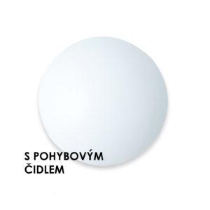 LED svítidlo PLAFONIERA s pohybovým čidlem
