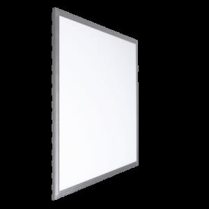 LED panel stříbrný rám