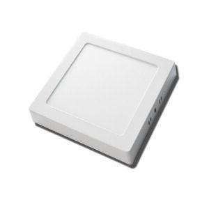 LED panel přisazený hranatý 12W