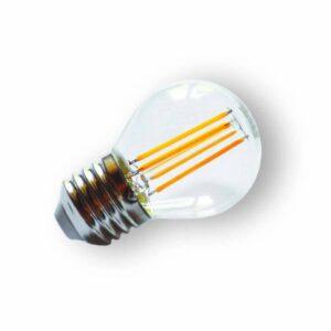 LED žárovka kapka E27